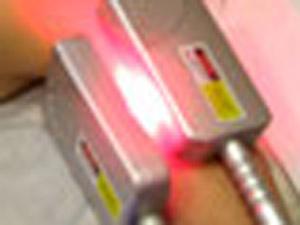 ラジオ波 スーパーナチュレ LEDランプ正常