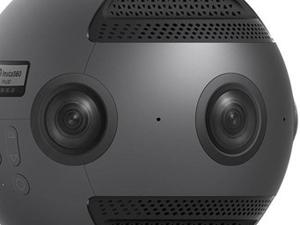 ハコスコ Insta360 Pro カメラ