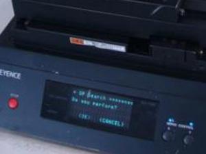 高精度形状測定システム 計測モード