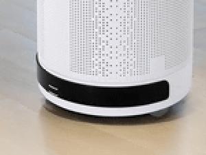 空気清浄ロボット ATMOBOT アトモボット 自走 問題なし