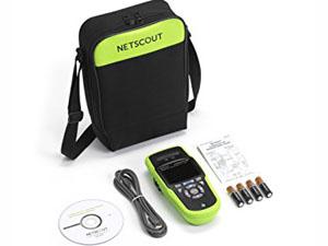 ネットスカウト NETSCOUT AirCheck Wi-Fiテスター 付属品一式