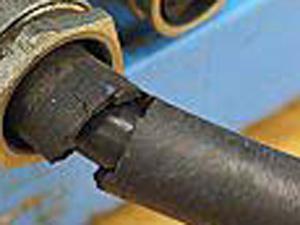 タスコ TASCO 電動ベンダー コード傷