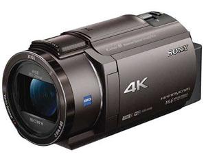 4Kビデオカメラ 本体汚れ無し