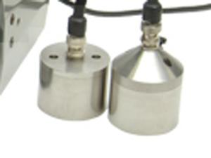 根入れ深さ測定装置 センサー正常