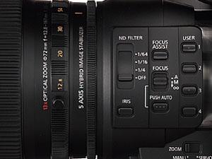4Kビデオカメラ 機能使用可能