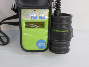 COSMOS 携帯用拡散式 酸素 硫化水素濃度計
