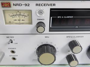 JRC(日本無線)受信機 高価買取のポイント