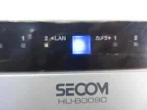 セコム ハブ HU-BOO90