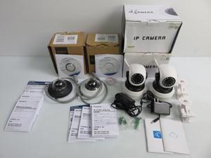 防犯カメラ 付属品一式
