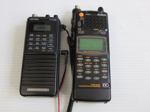 無線機の保管方法
