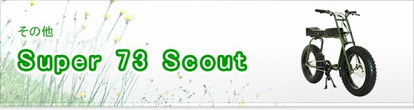 Super 73 Scout買取