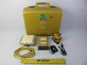 トプコン TOPCON GPS受信機