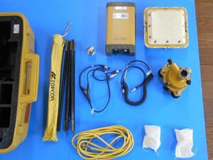 GNSS受信機 付属品
