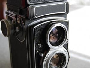 中判カメラ レンズの不良