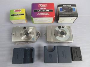 コンパクトデジタルカメラ 複数台 まとめて