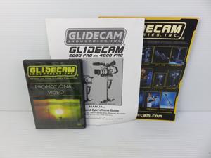 GLIDECAM グライドカム 2000 PRO 取扱説明書