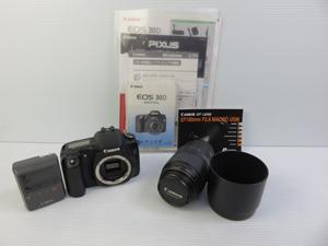 Canon キャノン EOS 30D 付属品一式