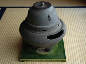 茶道具 茶釜 風炉