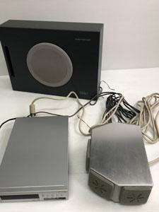 ホームシアターの各機器 個別 プチプチで包む