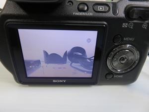 ソニー SONY デジタルカメラ サイバーショット 液晶画面