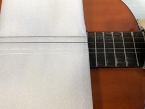 ギター 弦 保護