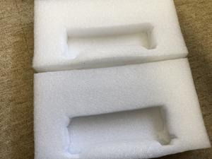 真空管アンプ 緩衝材 強度確認の上使用