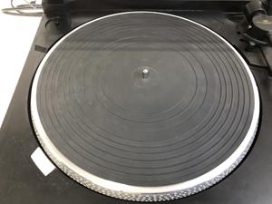 ターンテーブル レコード盤