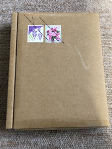 Nゲージの梱包 定形外郵便