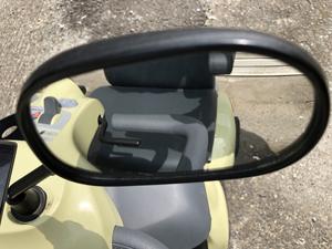 電動車椅子 セニアカー シニアカー ミラー