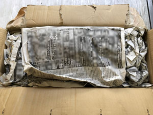 新聞 被せる 汚れ防止