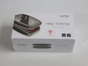 Wor(l)d helo extense ワールド ヒーロー 血糖値測定