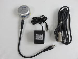 リオン RION 振動計 VM-52 ピックアップ 付属品