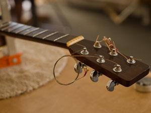 アコースティックギター ペグ