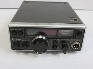 TRIO トリオ TR-7500GR 無線機