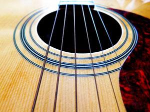 アコースティックギター 弦