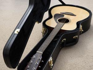 フォークギター ハードケース