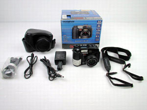 オリンパスカメラ 付属品