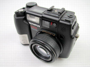 オリンパスカメラ 高価買取のポイント