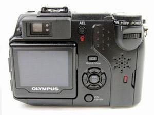オリンパスカメラ モニター