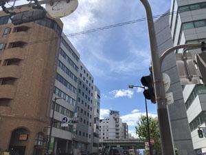 御堂筋線 江坂駅 周辺