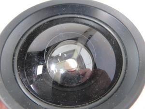 水中カメラ レンズ