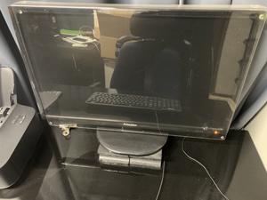 パソコンモニター クリーニング