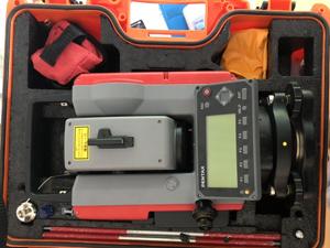 ペンタックス製の測量機器