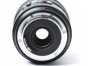 カメラ レンズ 連動