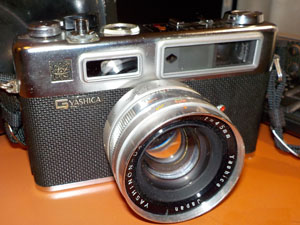 ヤシカ カメラ