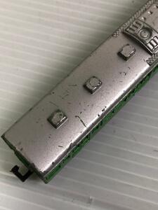鉄道模型 小傷