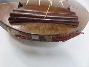 薩摩琵琶 ゴムの劣化