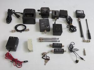無線機 ケーブル類一式