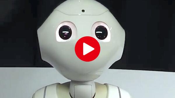 コミュニケーションロボット買取