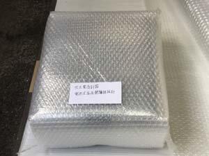 共立電気計器の梱包